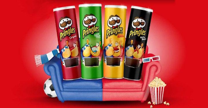 Sky Ticket Pringles