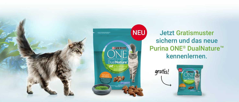 Katzenfutter Alle Gratisproben