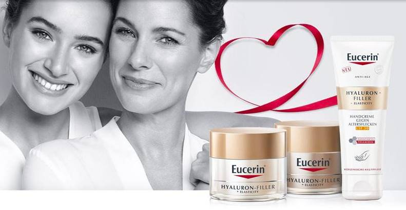 Eucerin Gratisproben